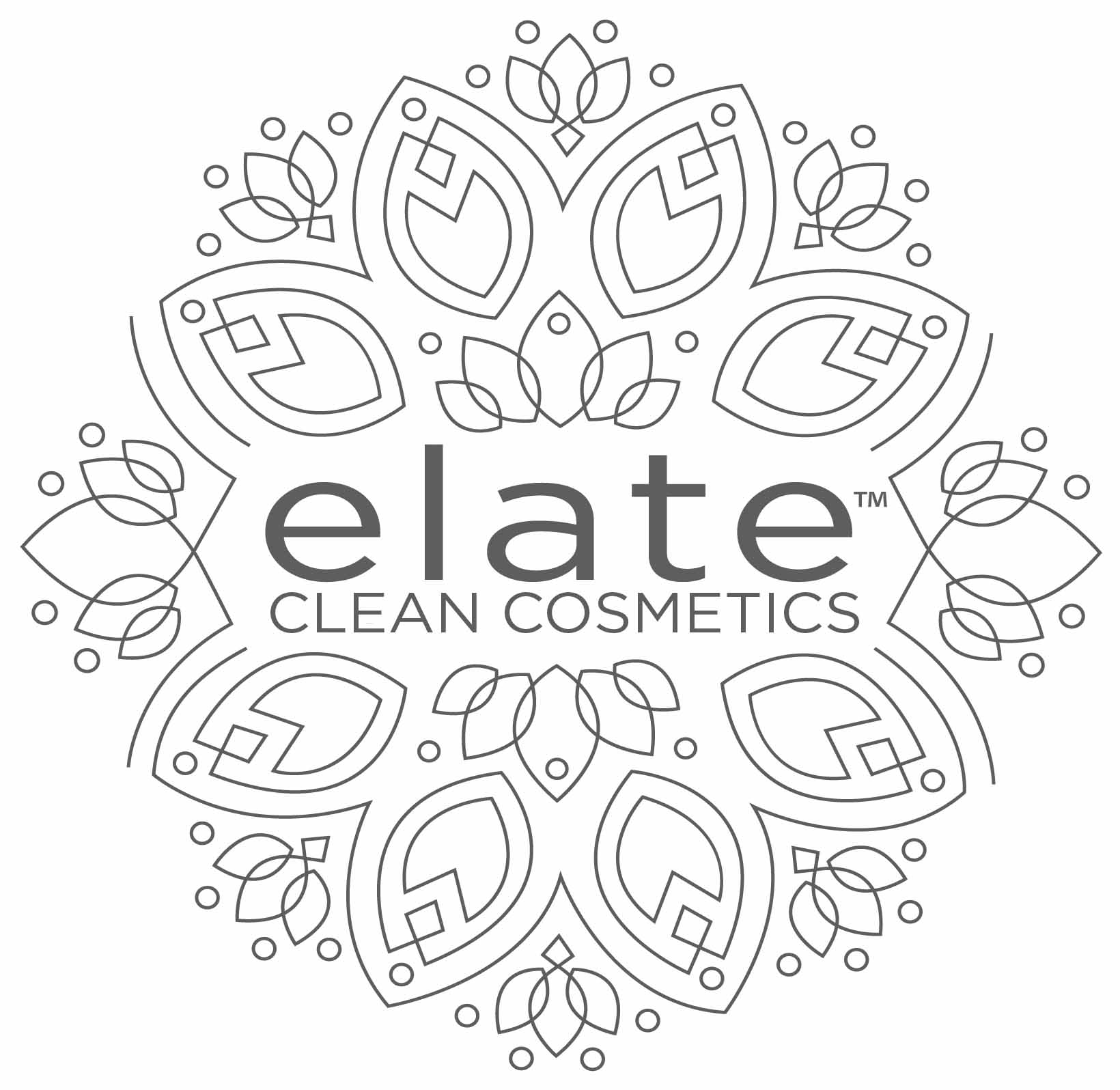 Elate Clean Cosmetics logo